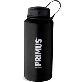 Primus TrailBottle Vacuum Vandflaske Rustfrit stål 800 ml, sort